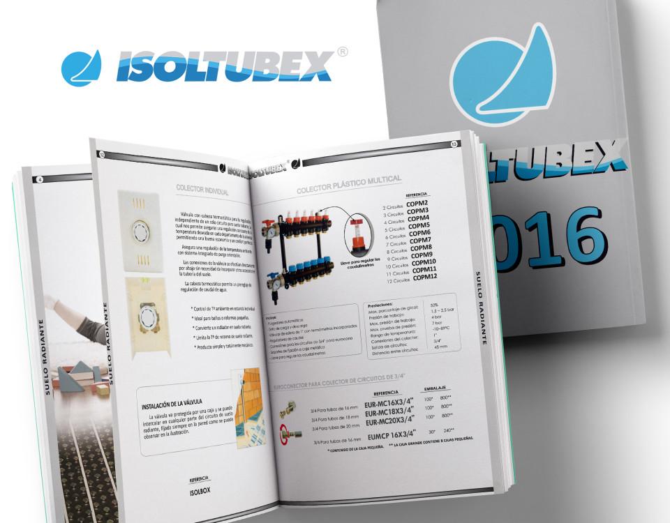Nuevo Catálogo Isoltubex 2016